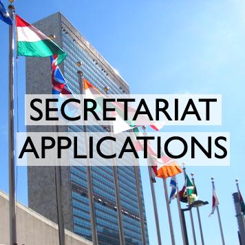 secretariat applications